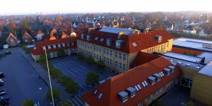 Skolen fra luften