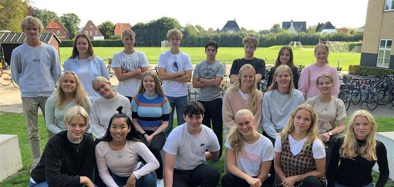 Team Danmark-elever